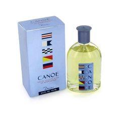 Dana Canoe is een aromatische herengeur uit 1966. Geurnoten: lavendel, citroen en salie in de top, patchouli, bourbon, cederhout en geranium als geurnoten