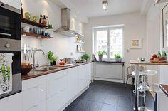 8 manières d'inviter le style scandinave dans votre cuisine