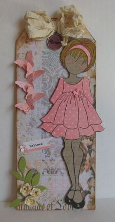 Upcoming Prima Doll Stamp Workshops     I have two upcoming workshops on building your own tags/cards with the Julie Nutting Doll Stamps b...