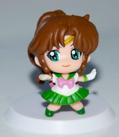 Sailor Jupiter figurine sailor moon #Unbranded