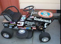 Lawn Mower Racing - G-Team Racing