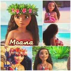 Moana I am hero of my story. No one can hurt me. I am stronger than storm. I know the way Moana is really beautiful Love her ❤ #moana #disney #newmovies #fanart