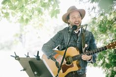 Live music with Max Ingrao during Pop Up Wedding ceremonies! Venue: Niagara Oast House Brewers Photo by: Nataschia Wielink Stone Road, Niagara Region, Wedding Ceremonies, Live Music, Pop Up, Wedding Day, Couples, House, Beautiful