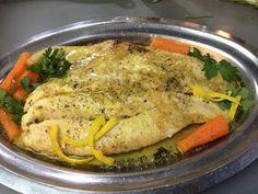 ΜΑΓΕΙΡΙΚΗ ΚΑΙ ΣΥΝΤΑΓΕΣ 2: Πέρκα στον φούρνο με βραστά λαχανικά !!! Cooking Fish, Cooking Recipes, Healthy Recipes, How To Cook Fish, Fish And Chips, Greek Recipes, Thai Red Curry, Mashed Potatoes, Seafood