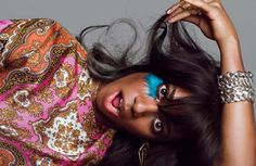 """Santigold """"Disparate Youth"""" - The Song of the Week for 3/5/2012"""