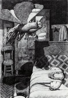 art rotation ∞: Edward Gorey    http://artrotation.blogspot.com/2010/08/edward-gorey.html#