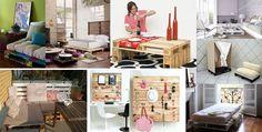 Criativo e simples: Como decorar com Pallets