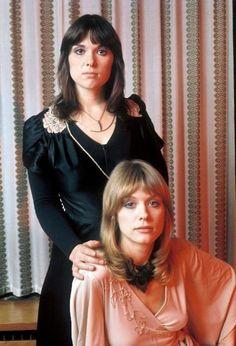 Vintage Ann and Nancy Wilson  To download my new Single for free, please visit: delanastevens.net