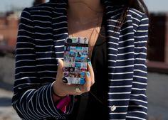 http://vivierebella.com/get-lucky/ #music #fashion blog #clutch #vince camuto #ray bans #sunglasses #brooklyn #yc #fashion #amy marietta #viviere bella #jewelry #body chain #mylo jewelry #ootd #street style #rooftop #decor #landscape #photography #blazer #phone case #custom