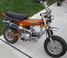 1972 k1 v.s. 1973 ct70