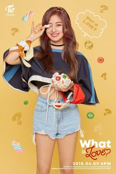 Twice, What Is Love? #twice #jihyo
