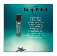 DIY Deep Relief: