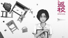 [REVIEW] Detention is a surreal point and click horror adventure