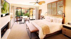 Auberge du Soleil bedroom