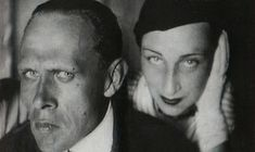Даниил Хармс и Алиса Порет. Начало 1930-х