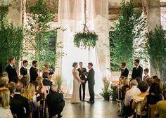 """""""green""""がテーマの結婚式♡シンプル&エレガントな大人コーディネートが素敵*"""
