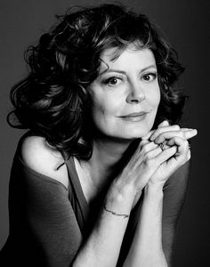 Susan Sarandon (1946) - American actress. Photo © Yu Tsai