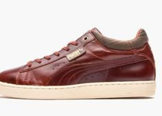 """PUMA Stepper Luxe """"Saturn"""" Dress With Sneakers, High Top Sneakers, Puma Mens, High Tops, Game, Leather, Inspiration, Shoes, Tennis"""