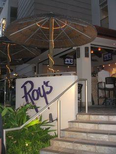 Photos for Roys Restaurant  : they offer an amazing full Vegan menu!!