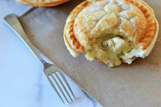 Homemade Chicken and Bacon Pies | The Cooking Collective
