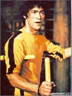 Game of Death starring Bruce Lee