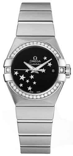 Omega Constellation 123.15.27.20.01.001