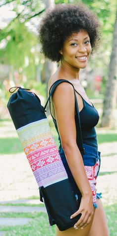 If you like Yoga a lot, then you would probably need a Yoga Mat. People who are into Yoga require themselves to have a Yoga Mat. Yoga Moves For Beginners, Yoga World, Yoga Strap, Yoga Mat Bag, Yoga Accessories, Best Yoga, Yoga Poses, Fitness Fashion, Bags