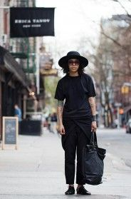 On the Street….Elizabeth St., New York « The Sartorialist
