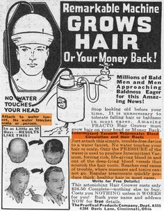 Never thought you\'d grow a hair there?   Now you can
