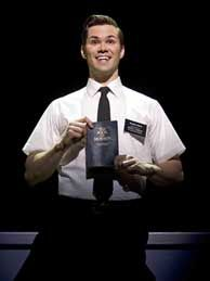 """Book of Mormon --I totally wanna see this!!! My fav song from it is """"I'm a Mormon! hahaha"""