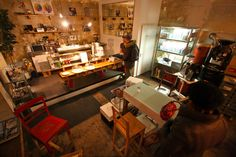Bonanza Coffee in Berlin   25 Coffee Shops Around The World You Have To See Before You Die