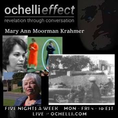 Historic Snapshot JFK Mary Ann Moorman    The Ochelli Effect 10-26-2017 Mary Ann Moorman Krahmer and Carmine Savastano     Standing on Elm Street November 22 1963 in Dallas Texas across the road from the now infamous grassy knoll A House Wife with an instant camera in hand captures a moment in history. The woman then known as Mary