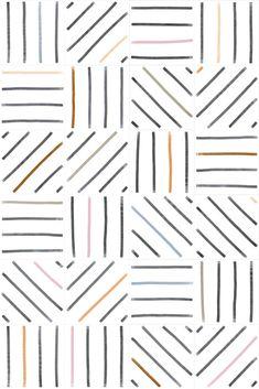 Floor tiles range Maori in size, is a porcelain tile with like finish. Graphic Patterns, Textile Patterns, Print Patterns, Floor Patterns, Surface Pattern Design, Tile Design, Geometric Shapes, Geometric Tiles, Terra Cotta