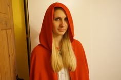 Red Riding Hood, Fashion, Moda, Fashion Styles, Little Red, Fashion Illustrations