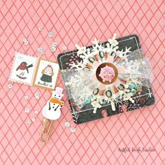 Helping you get creative pocket pages, planners, and Project Life books with hand drawn-digital-original artwork-organizing-tutorials by Artful Leigh Watercolor Artists, Watercolor Techniques, New Bible, Rolodex, Workout Warm Up, Heidi Swapp, Crate Paper, Index Cards