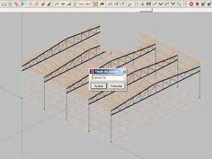 Demonstração do Software Metálicas 3D - Parte 01