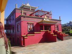 Templo Budista em Três Coroas/ RS  Onde mora a paz!