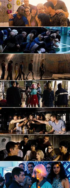 Whatever you decide to do, just know you won't have to do it alone.  #sense8