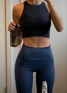 Mode Outfits, Sport Outfits, Fashion Outfits, Gym Outfits, Fitness Outfits, Fashion Trends, Summer Body Goals, Estilo Fitness, Fitness Inspiration Body
