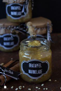 Bratapfel Marmelade 4