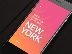 Swipe mood for Tinder Travel product design concept by Fantasy by FΛNTΛSY