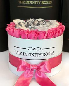 """THE INFINITY ROSES ROMANIA™ on Instagram: """"➖250RON➖"""" Infinity, Roses, Box, Flowers, Instagram, Infinite, Snare Drum, Pink, Rose"""