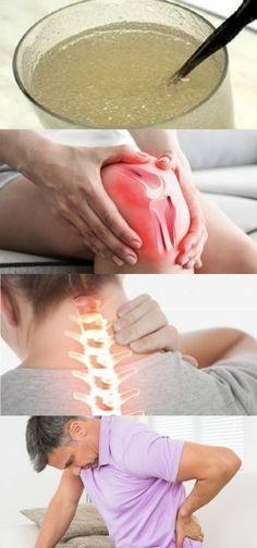 LIVRE-SE DA DOR DE COLUNA, JOELHOS E ARTICULAÇÕES EM POUCOS DIAS COM ESTA RECEITA #dornacoluna #dornojoelho #lombalgia #artrose #fibromialgia #inflamacao #articulacao #ortopedia #saude