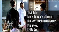 Be like Balu  _   #icuchalu #movies #meme  Credits: Sharon Sha  ICU
