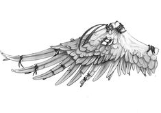 Image result for the beating of his wings