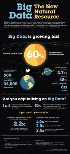 Big Data: The New Natutal Resource
