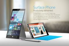 @Microsoft makes perfect phone with #SurfacePhone #MovieTVTechGeeks #TechReviews