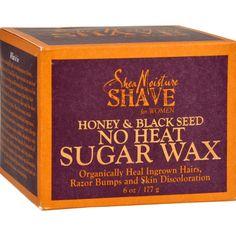 Shea Moisture Wax Honey Sugar - 6 Oz