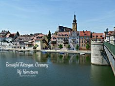Taking a tour of my beautiful hometown Kitzingen, Germany #Travel
