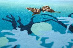 Wendy Morrison | Rug Design Co | Spring Meadow rug